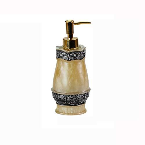Dispensador de loción y jabón de cocina con desinfectante de mano de cerámica dispensador botella de desinfectante de mano botella de desinfectante