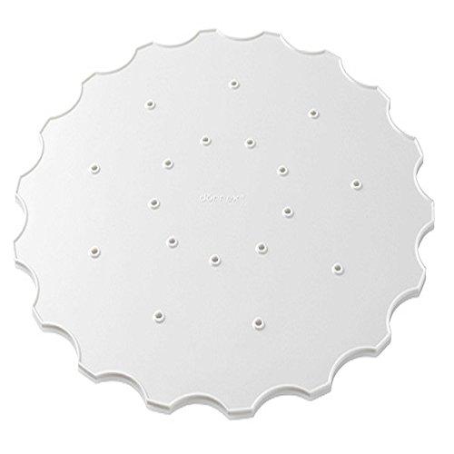 Stöckli 0070.02 - Dörrgitter für Kochen, 31 cm Durchmesser, grau