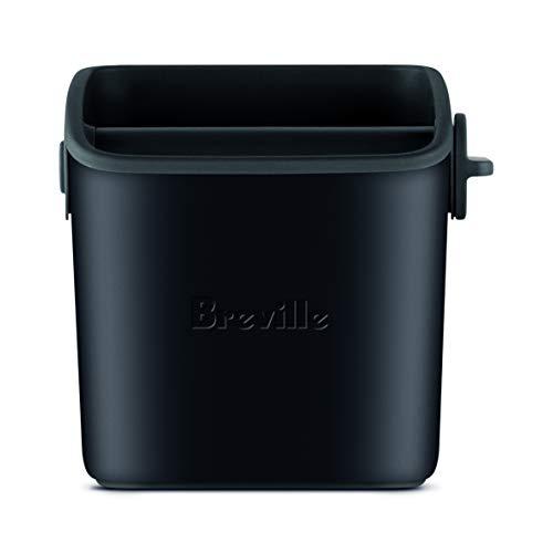 Breville The Mini Knock Box -Black Truffle BES001BTR
