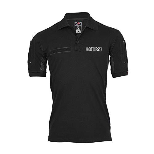 Copytec Tactical Polo Noodarts reflecterend Dr arts ziekenhuis reddingsdienst sanitair overhemd kleding ziekenwagen #23443