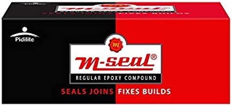 Pidilite M-Seal Regular Epoxy Compound Adhesive (Putty) 1Kg