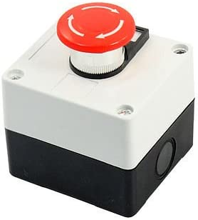 380V Safety and trust 10A DPST 1NO 1NC Plastic Max 72% OFF Stop Butto Mushroom Push Emergency