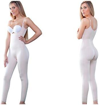 Vedette 932 Ann Long Leg Body Shaper w// Front Closure post surgery