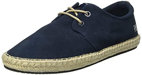 Pepe Jeans Herren Tourist C-smart Sneaker, 595navy, 46 EU