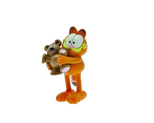 Plastoy SAS 66006 - Garfield: Garfield und sein Teddybär