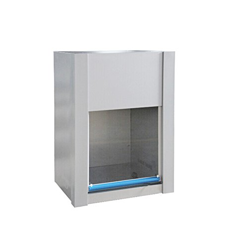 ixaer VD650 Laminar Flow Hood Filter Class 100 Laminar Flow Hood Vertical Flow Laminar Flow Hood Fan for Lab and Industry Air Clean Bench, Shipping from USA