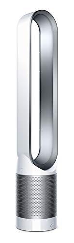 Dyson Pure Cool Link - Ventilador purificador de torre, 56 W de potencia, 63 dBa nivel de sonido, filtro HEPA, 410 l/s, color blanco