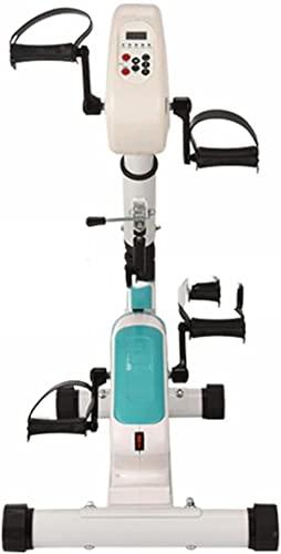 Dispositivo di riabilitazione elettrica per l'apparato di allenamento degli arti superiori e inferiori per la riabilitazione domestica per gli anziani