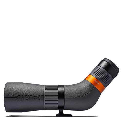 Maven CS.1 15-45X65 Spotting Scope Gray/Orange ED Lens
