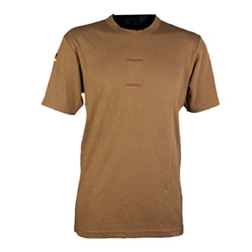 Mil-Tec BW Tropen T-Shirt m.Nat.Abz. Coyote Gr.6