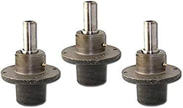 3PK Cast Iron Spindle Assembly for Scag Cheetah Sabre Tooth Tiger Cat Cub 461663