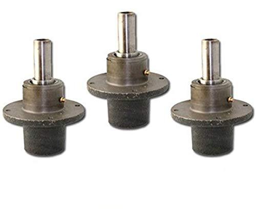 OakTen Pack of 3 Mower Deck Spindle Assembly for Scag 46020 461663 46400 46631 Ferris 1530301