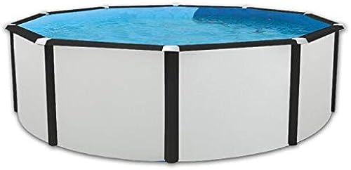 TOI - Piscina ELEGANCE CIRCULAR 350x120 cm Filtro 3,6 m3 h