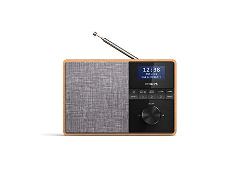 Philips R5505/10 Radio Portatile con Bluetooth,...