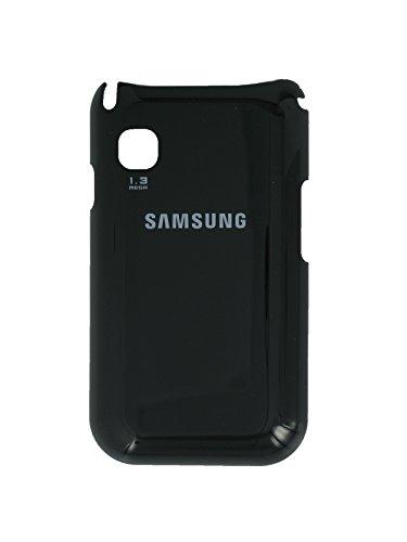 Original Samsung C3300Champ schwarz Akku Cover–Güteklasse A