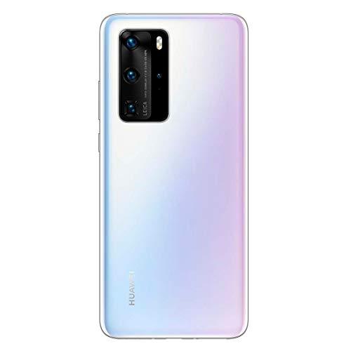 Huawei P40 Pro - Smartphone 256GB, 8GB RAM, Dual Sim, Ice White