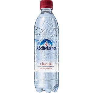 Adelholzener Mineralwasser Classic, 18er Pack, 18 x 0,5 l EINWEG