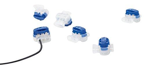 AL-KO 127327 Kabel- / Schleifendrahtreparaturkit für alle Robolinho-Mähroboter inkl. 6 Verbindern, wasserdicht und hochwertig, mehrfarbig