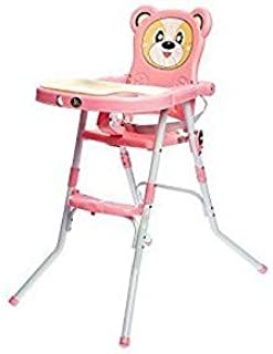 Lovely Baby High Chair LB113 (Pink) 100% Assembled