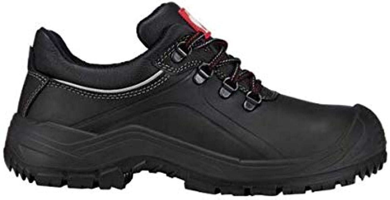Enjauneert Strauss 8P93.71.9.39 Faible Chaussures de sécurité Noir Taille 39