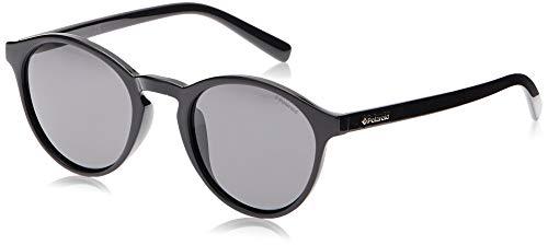 Polaroid Herren Pld 1013/S Y2 D28 50 Sonnenbrille, Schwarz (Shiny Black/Grey Pz), EU