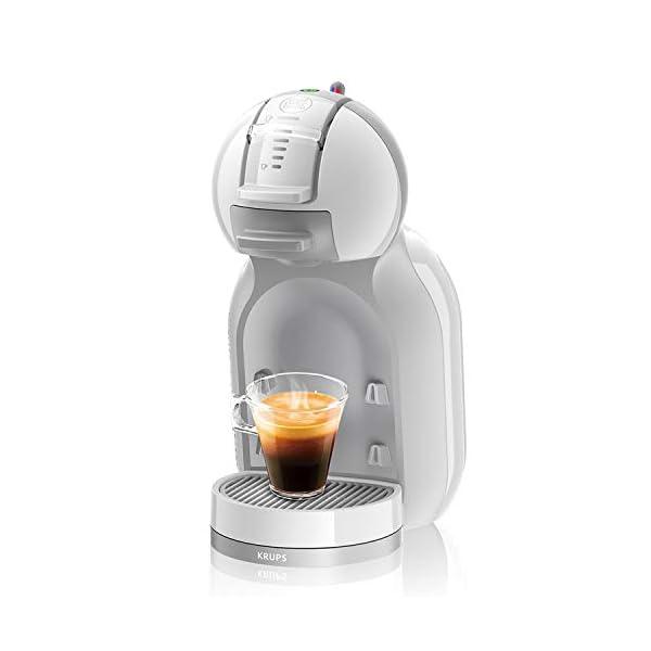 Pack Krups Dolce Gusto Mini Me KP1201 – Cafetera de cápsulas, 15