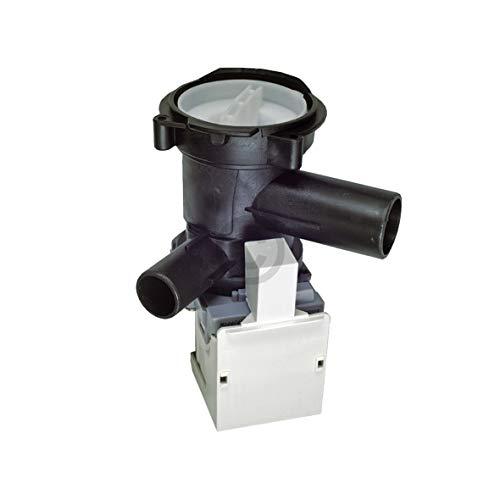 Bomba de desagüe magnética de repuesto para bomba de agua Bosch 00145787 con cabezal de bomba y filtro para lavadoras Siemens Balay Constructa Neff