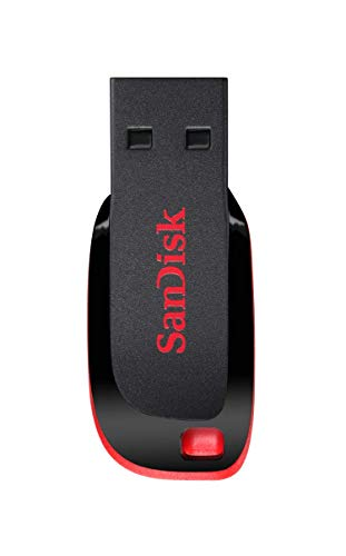 SanDisk 16GB Cruzer Blade USB Flash Drive - FFP