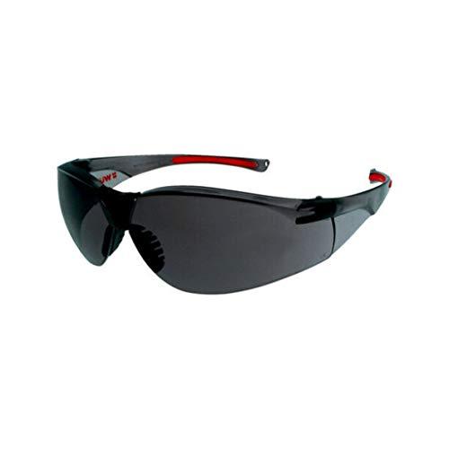 Würth 0899102311 Gafas de trabajo protectoras de seguridad profesionales, Negro
