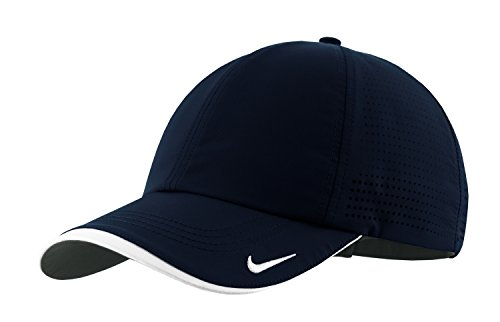 Nike Golf - Dri-FIT Swoosh Perforated Cap , 429467, Navy, No Size