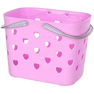 Storage Basket,TAOtTAO Basket for Storage Fashion Plastic for Bathroom Shower Basket (C):Viralbuzz