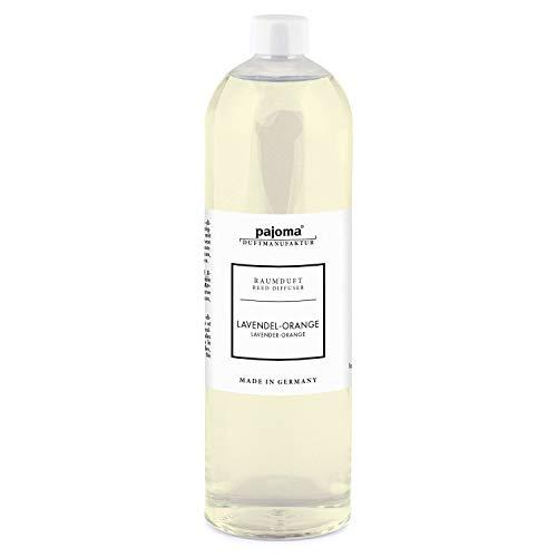 Raumduft Nachfüllflasche 1000ml Duftöl für Diffuser Duft wählbar (Lavendel-Orange)