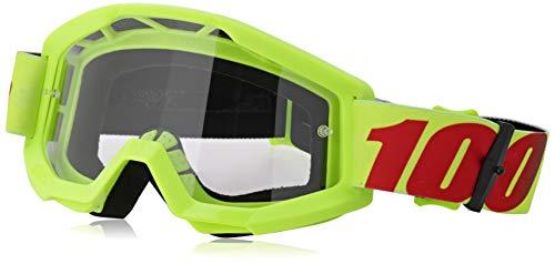 Strata Gafas Mercury - Lente transparente, amarillo, Talla �