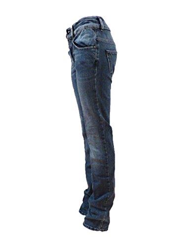 Diesel Jeans da donna 0072J Blu 28W x 34L