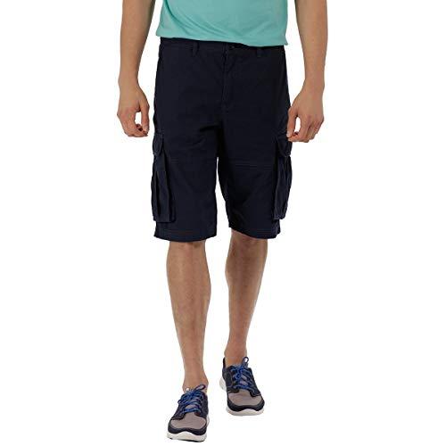 Regatta Shoreway II Shorts Homme, Bleu Marine, 42-inch
