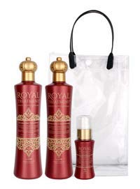 Royal Treatment White Truffle & Pearl Hydrating Gift Set- Shampoo, Conditioner and Pearl Complex