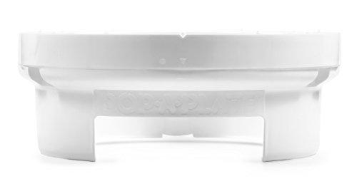 Camco Pop-A-Bowl Paper/Plastic Bowl Dispener- Holds 6' Bowls or...