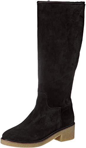Tommy Hilfiger Damen M1285IA 4B Stiefel, Schwarz (Black), 41 EU