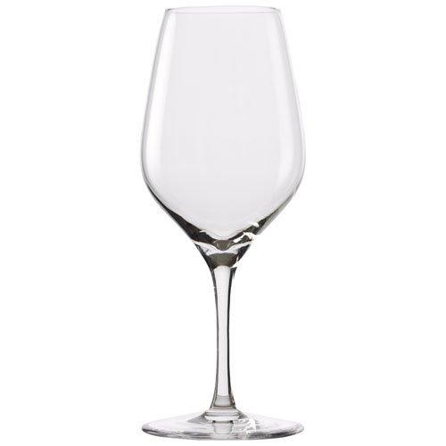 Stölzle Lausitz Exquisit Universalgläser, 420ml, 6er Set, spülmaschinenfest: Elegante Weingläser für eine Fülle an Rebsorten