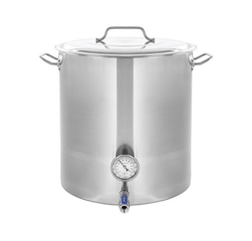 100 gallon brew kettle - 8