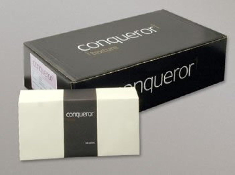 500 Conqueror DL Briefumschläge High Weiß (Off Weiß) Laid (strukturiert) (ohne Fenster) B01ETY04T4 | Perfekt In Verarbeitung