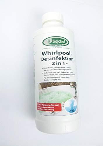 Rejchel/Hotrega H150200999-1 Whirlpool-Desinfektion 2 in 1