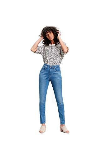 Levi's® Damen Jeans 721 High Rise Skinny Fit Blue (82) 27/30