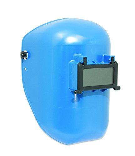 Fibre-Metal by Honeywell 906BE 10 Piece Lift Front Helmet, Blue