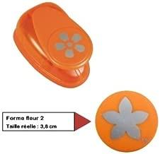 EFCO Design estampadoras set corazón ~ 1,6 cm//2,5 cm//3,8 cm