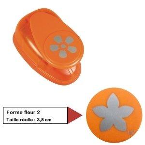RAYHER - 89852000 - Perforadora de: En Forma Flor