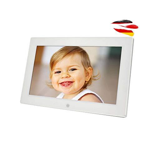 22,86cm (9 Zoll) Digitaler Bilderrahmen/Fotorahmen Fotos, Bilder, Musik, Video und Dia-Show Funktion mit Einer Auflösung von 1024x768 und Digital-Panel Display, Neu