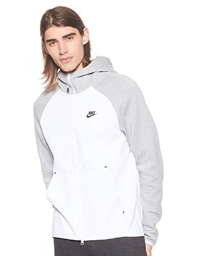 Nike Tech Fleece Full-Zip Hoodie Mens Style : 928483-052 Size : M