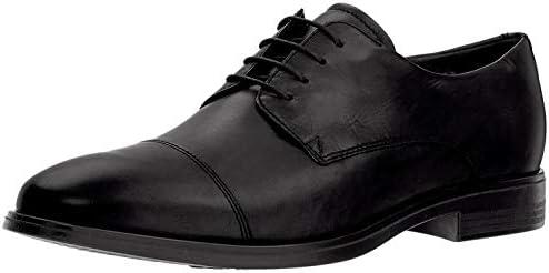 ECCO Men s Melbourne Cap Toe Tie Oxford black 11 11 5 product image