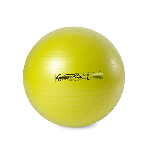 Pezzi Original Gymnastik Ball Maxafe 53 cm - Original Maxafe 53 cm Acid Green